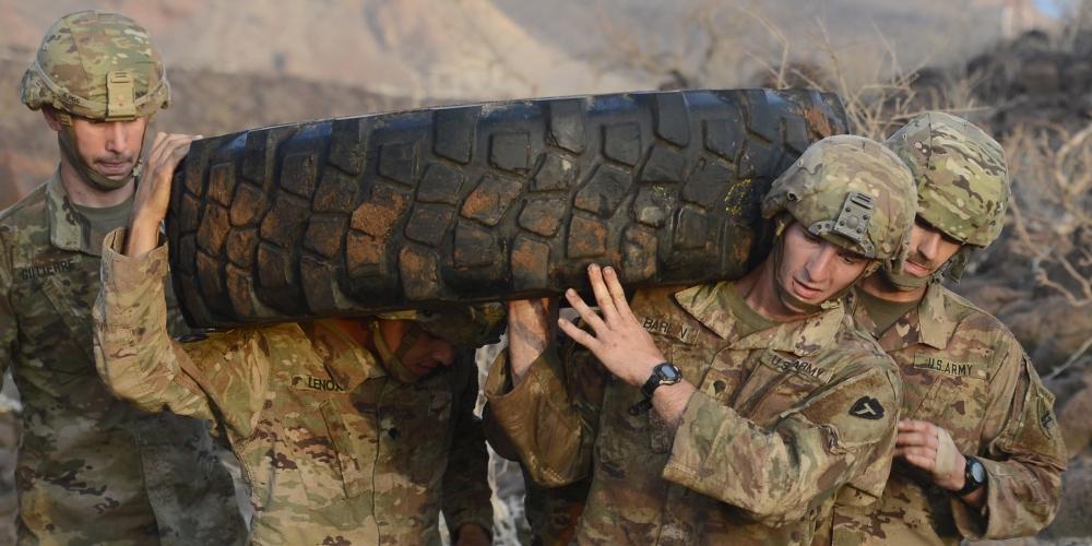kurs bazowy, US-Army, CC-0