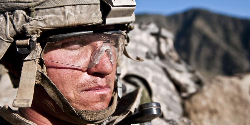 oko żołnierza wojsk specjalnych, zdjęcie: US Army, CC-0