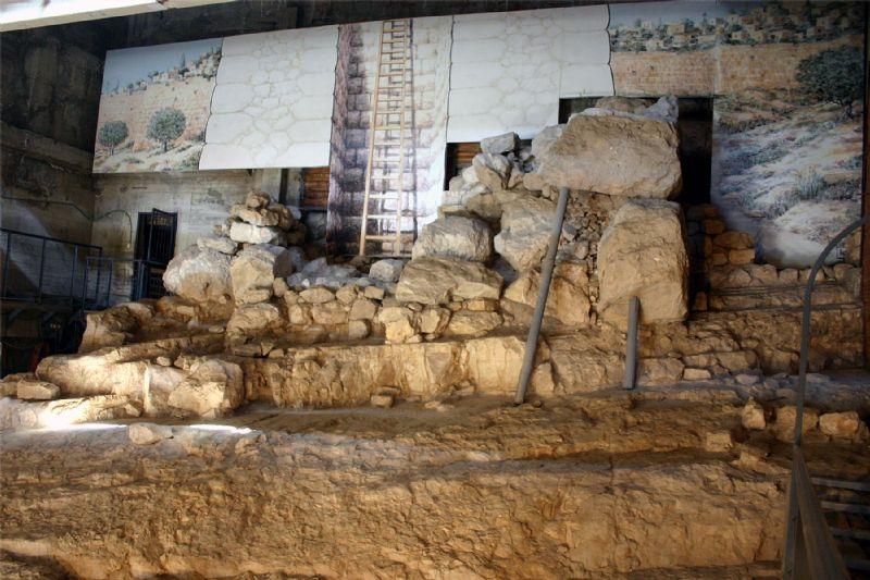 ruiny sadzawki w Siloe, zdjęcie: Ricardo Benevides