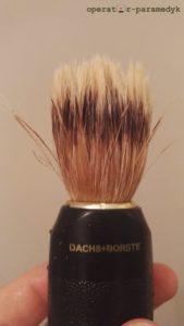 pędzel renomowanej marki Dachs und Borste, CC-BY-NC, operator-paramedyk