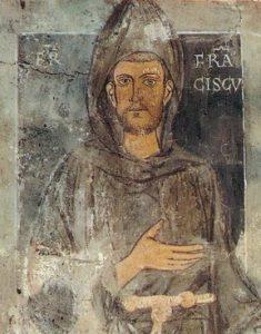 Św. Franciszek, CC-0