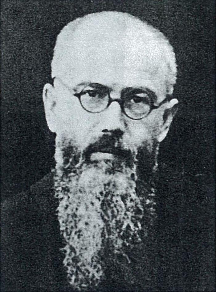 Św. Maksymilian Kolbe, CC-0