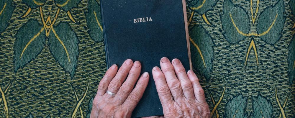 uwierz w Słowo Boże; zdjęcie: raul-petri@unsplash.com, CC-0