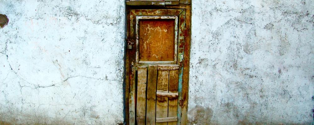 Wyjdź jak Jezus, pomimo drzwi zamkniętych! zdjęcie: todd-cravens@unsplash.com, -CC-0