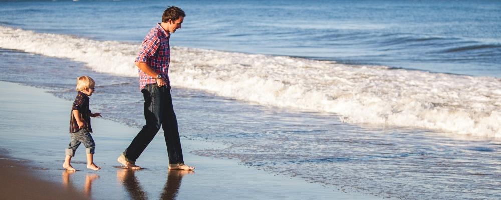 być tatą to jak cały czas przechodzić selekcję, zdjęcie: danielle-macinnes@unsplash.com, CC-0