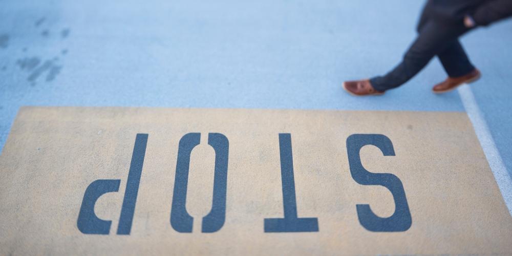 Stop grzechowi! Sposób na każdą pokusę! zdjęcie: bethany-legg@unsplash.com, CC-0