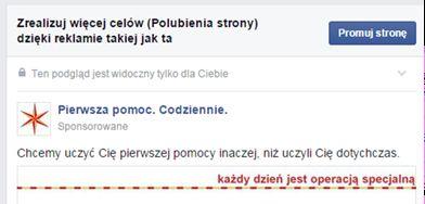 facebook lepiej wie, jaki masz cel; zdjęcie: operator-paramedyk.pl, CC-BY