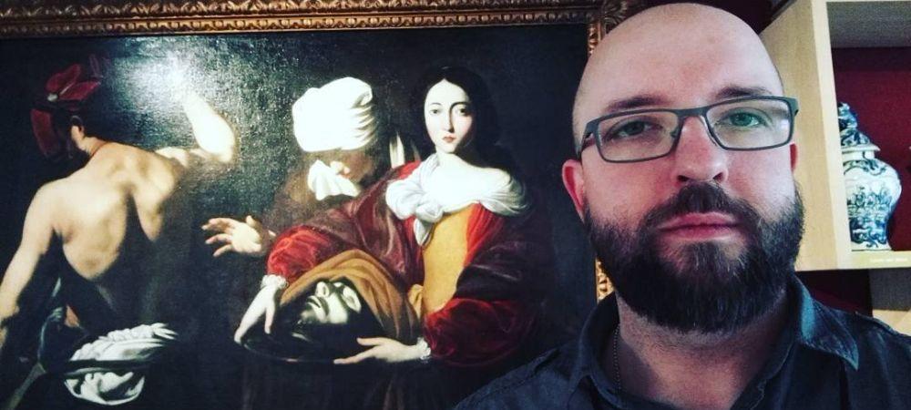 ja i Jan Chrzciciel - trochę później, niż w przytoczonym fragmencie Ewangelii, zdjęcie: (c) operator-paramedyk.pl