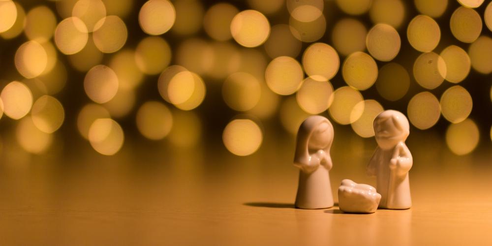 Zwiastowanie czy Boże Narodzenie? gareth-harper@unsplash.com, CC-0