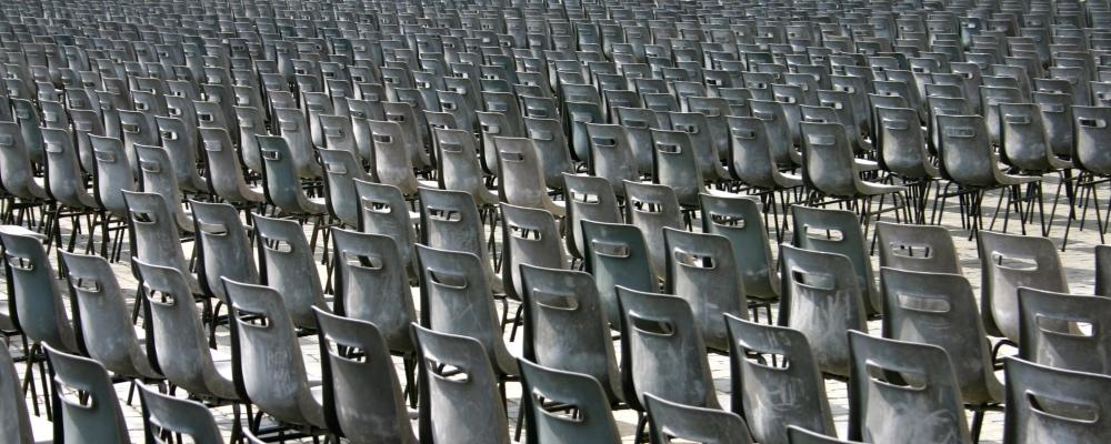 lepiej, żeby Twoje miejsce na Mszy nie było puste, zdjęcie: johannes-schaefers@unsplash.com, CC-0