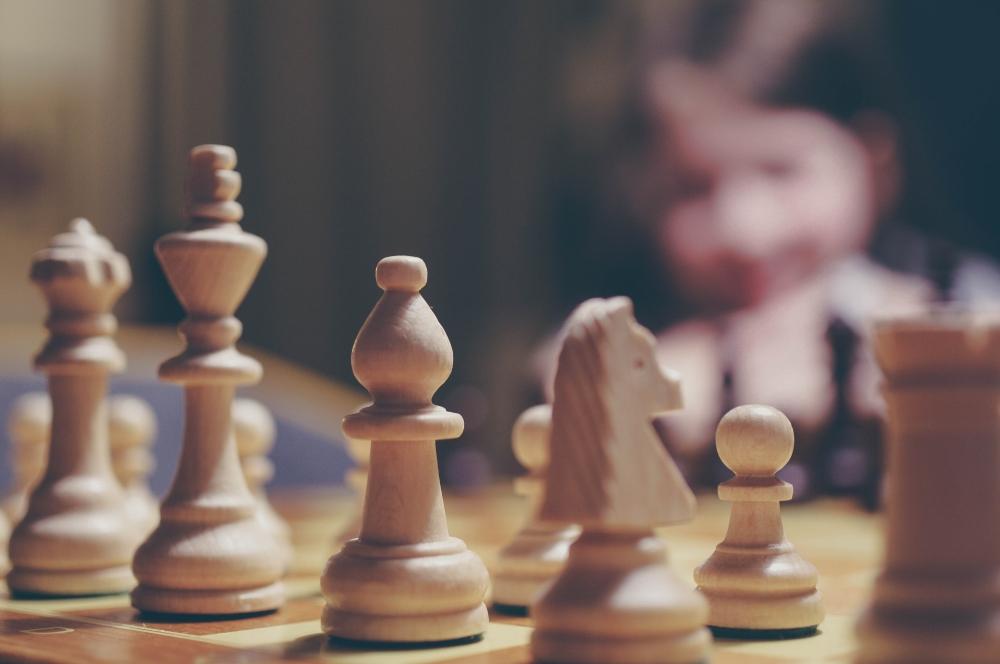 w życiu trzebia mieć strategię, zdjęcie: mparzuchowski@unsplash.com, CC-0