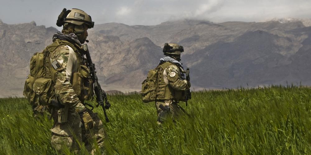 rozpoznanie, zdjęcie: US Army, CC-0