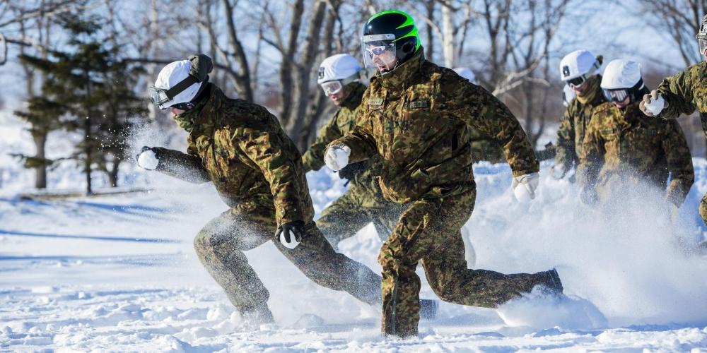 sprint w stylu agile, zdjęcie: Cpl. Tyler Giguere, marines.mil, CC-0