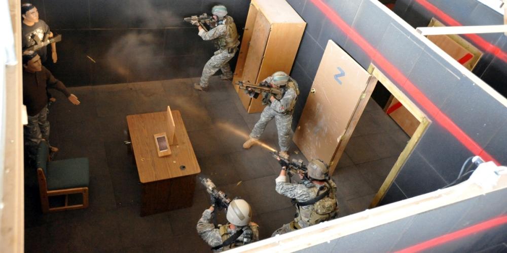 wygywa zawsze druzyna, zdjęcie: Sgt. Steven L. Phillips US Army CC_0